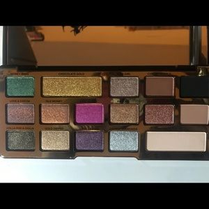 Too Faced Makeup - Too Faced Chocolate Gold Eyeshadow Palette